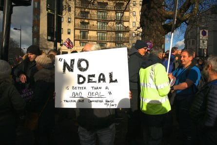 hard Brexit - No deal - Royaume-Uni