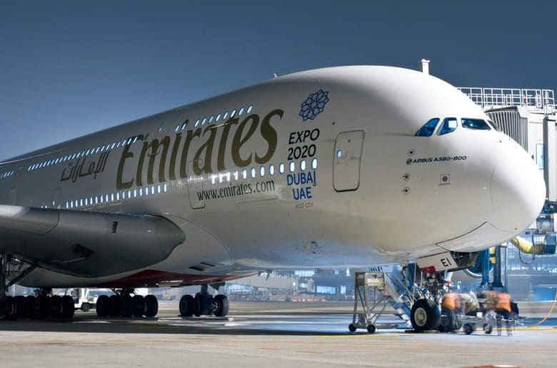 Airbus 380 - Emirates Airlines
