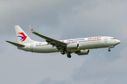 Boeing 737-800 - China Eastern Airlines