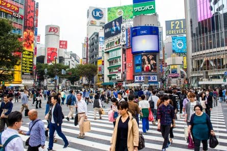 Tokyo - Japon - consommation - inflation n