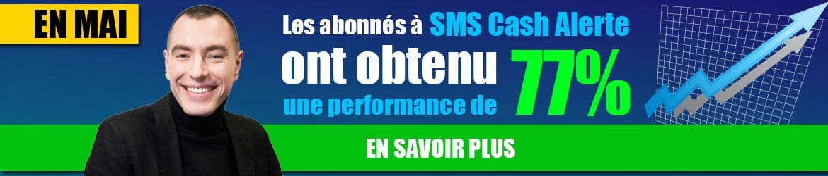 Performance SMS Cash Alerte
