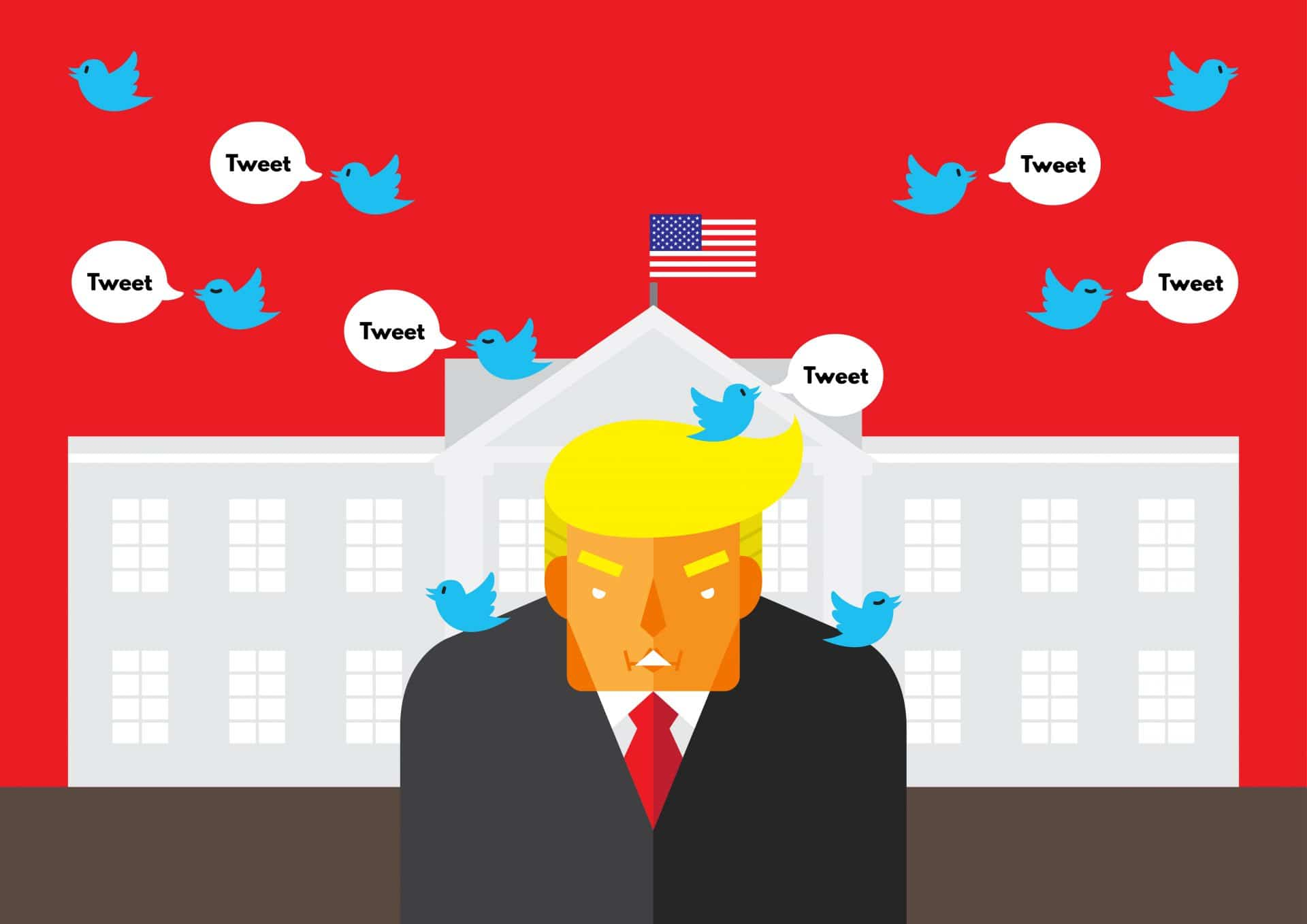 Trump - tweet - guerre commerciale - Chine