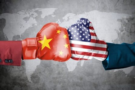 guerre commerciale USA Chine
