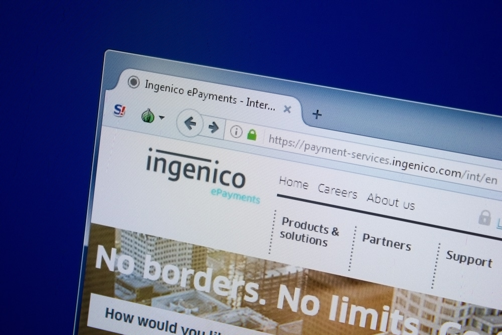 action Ingenico - e-payment