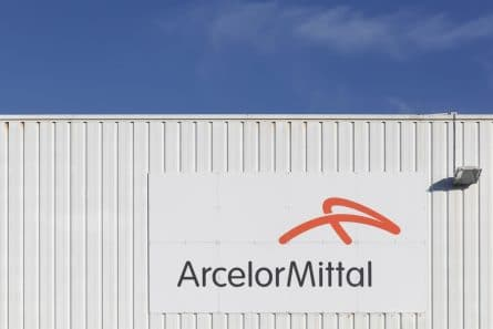 action ArcelorMittal - sidérurgie - CAC40