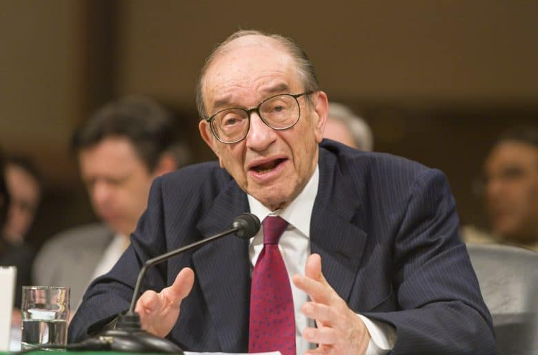 Alan Greenspan - Fed - Etats-Unis - récession