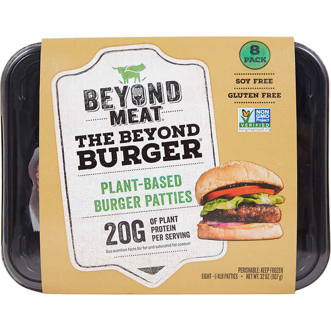 action Beyond Meat - agro-alimentaire