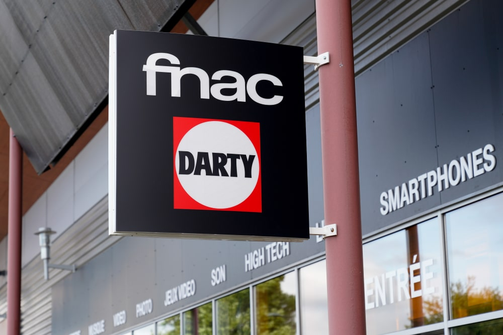 action Fnac Darty