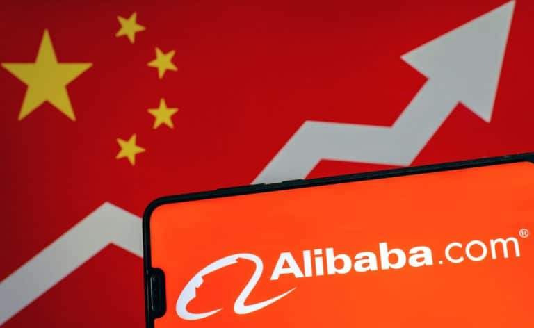 Chine - japon - action Alibaba - singles' day