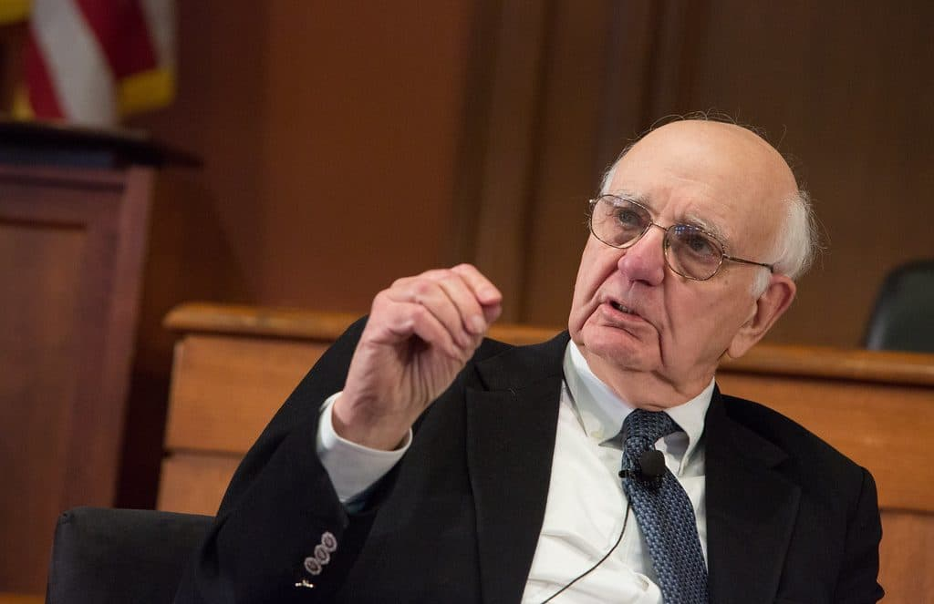 Paul Volcker - FED - banque centrale