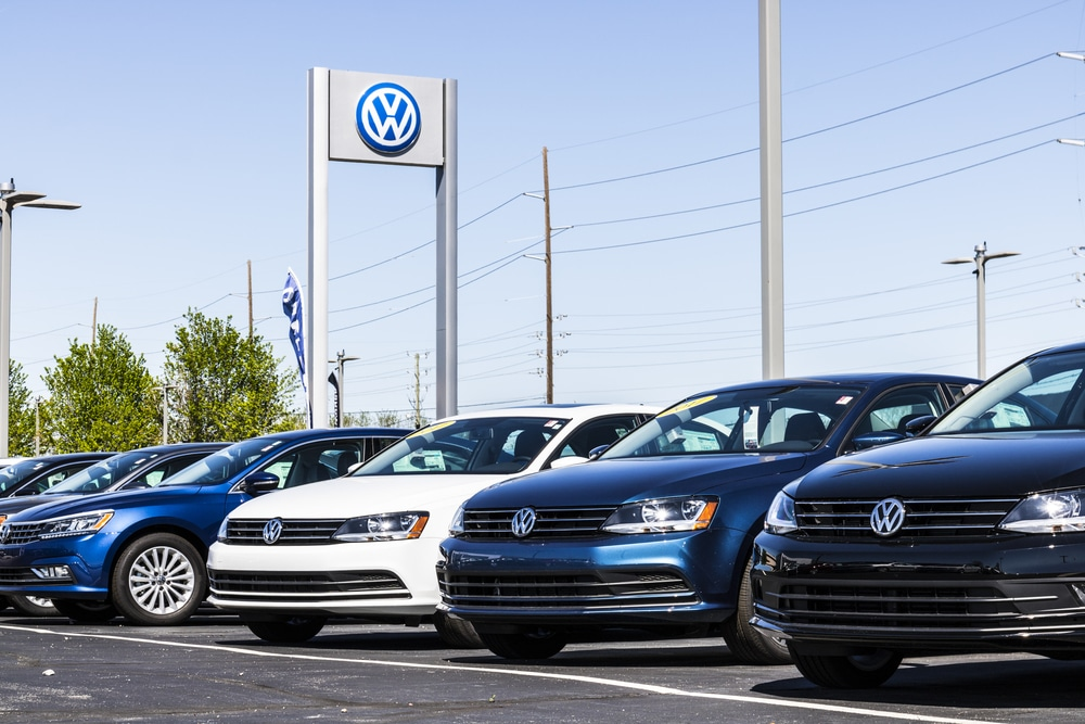 Volkswagen - SUV - allemagne - taxe - fiscalité